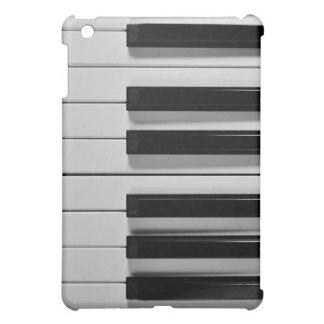 Caso del iPad de encargo del teclado de piano mini