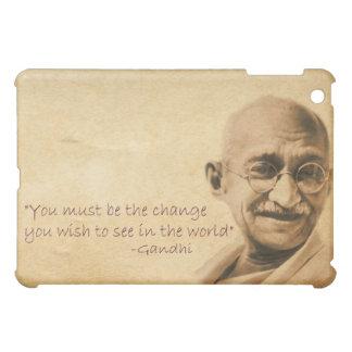 Caso del iPad de Gandhi