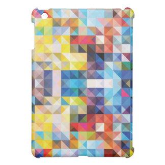 Caso del iPad de Geo del triángulo iPad Mini Cárcasa