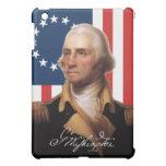 Caso del iPad de George Washington mini