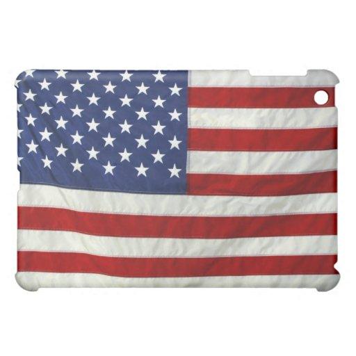 Caso del iPad de la bandera americana