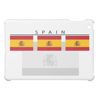 Caso del iPad de la bandera de España mini