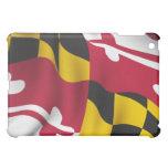 Caso del iPad de la bandera de Maryland