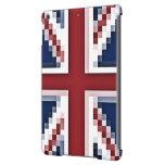 Caso del iPad de la bandera de Pixelated Reino Uni