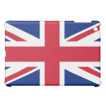 Caso del iPad de la bandera de Reino Unido mini iPad Mini Protector