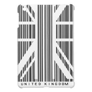 Caso del iPad de la bandera de Union Jack de la cl