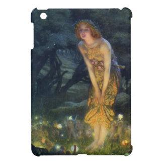 Caso del iPad de la bella arte de Eve de pleno ver iPad Mini Cárcasa