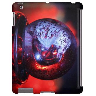 Caso del iPad de la bola de cristal Funda Para iPad