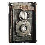 Caso del iPad de la cámara de Brillant del vintage
