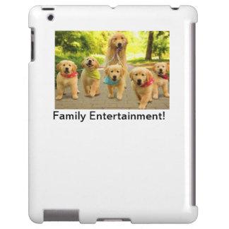 Caso del iPad de la casamata (versión de la famili