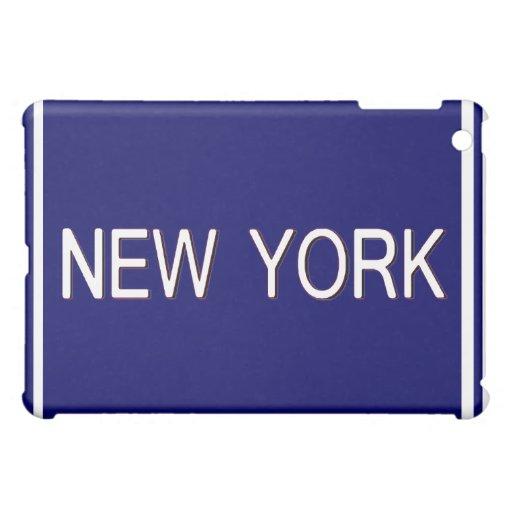 Caso del iPad de la clase de Nueva York