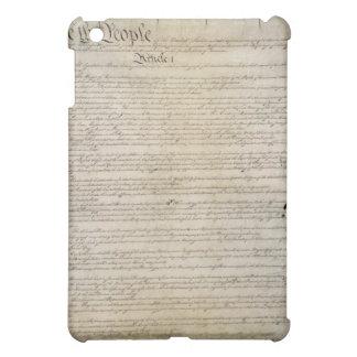Caso del iPad de la constitución de los E.E.U.U.