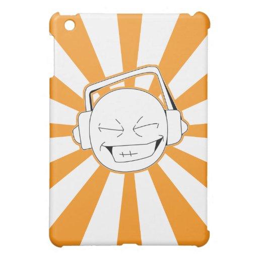 Caso del iPad de la Dispersión-l (naranja)