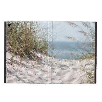 Caso del iPad de la escena de la playa