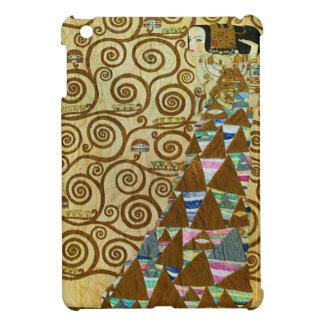 Caso del iPad de la expectativa de Gustavo Klimt m iPad Mini Funda