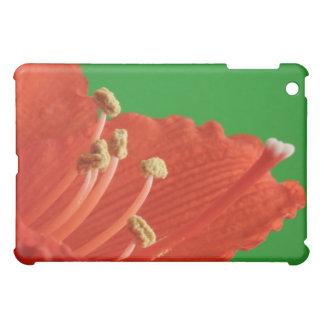 Caso del iPad de la flor del hibisco