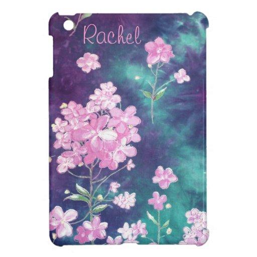 Caso del iPad de la impresión floral mini iPad Mini Coberturas