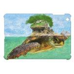 caso del ipad de la isla de la tortuga de mar mini iPad mini carcasa