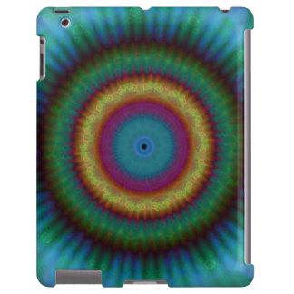Caso del iPad de la mandala del caleidoscopio de l