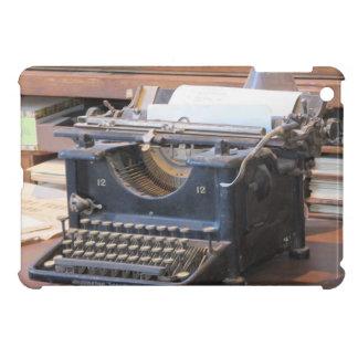 Caso del iPad de la máquina de escribir mini iPad Mini Cobertura