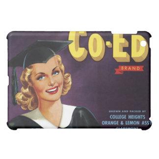 Caso del iPad de la marca de Co-Ed