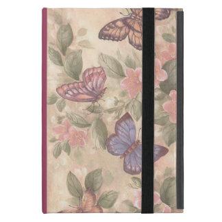 Caso del iPad de la mariposa mini iPad Mini Protector