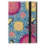 Caso del iPad de la mariposa y de la flor mini con iPad Mini Cárcasas