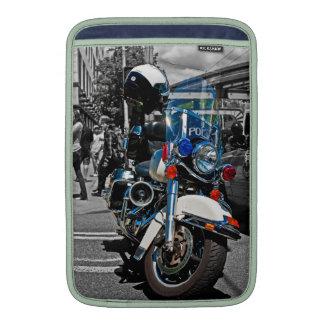 Caso del ipad de la moto de la policía fundas macbook air