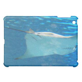 Caso del iPad de la natación de la pastinaca