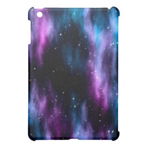 Caso del iPad de la nebulosa del espacio
