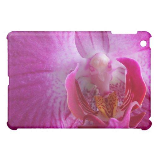 Caso del iPad de la orquídea
