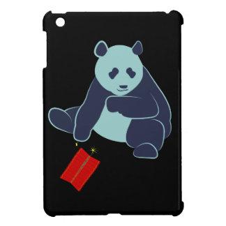 Caso del iPad de la panda y de los fuegos artifici