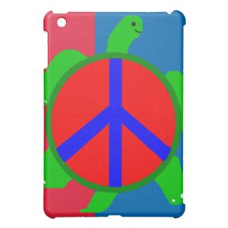 Caso del iPad de la paz de la tortuga