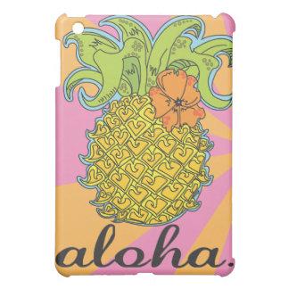 Caso del iPad de la piña de la hawaiana