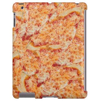 Caso del iPad de la pizza Funda Para iPad