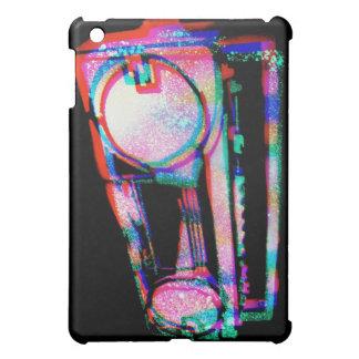 Caso del iPad de la plantilla del equipo estéreo p