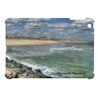 Caso del iPad de la playa de Manasquan New Jersey