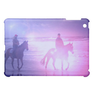 Caso del iPad de la playa del caballo