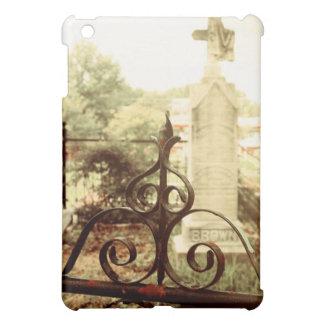 Caso del iPad de la puerta del cementerio