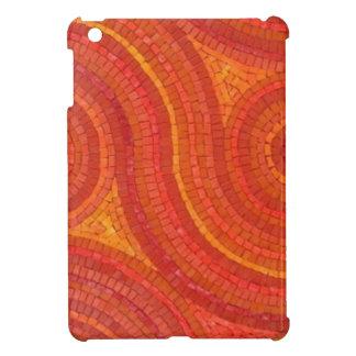 Caso del iPad de la puesta del sol del mosaico min