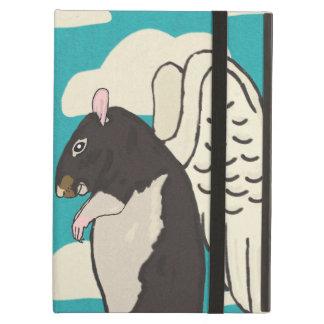 Caso del iPad de la rata del ángel