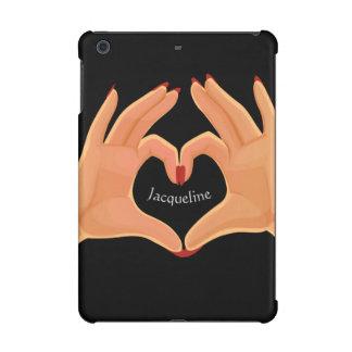 Caso del iPad de la retina de la muestra del amor