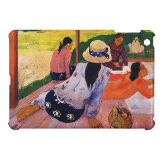 Caso del iPad de la siesta de Gauguin mini iPad Mini Coberturas