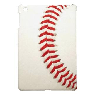 Caso del iPad de la textura del béisbol mini iPad Mini Cárcasas