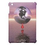 Caso del iPad de la tierra de la sangría