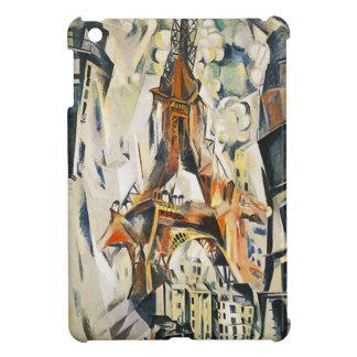 Caso del iPad de la torre Eiffel de Roberto Delaun iPad Mini Protector