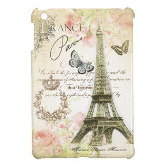 Caso del ipad de la torre Eiffel del vintage mini…