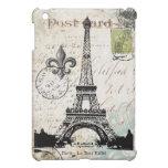 Caso del ipad de la torre Eiffel del vintage mini iPad Mini Funda