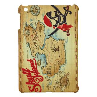 Caso del iPad de la ubicación de Skull Island del