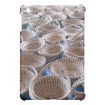 Caso del iPad de las cestas del SC Sweetgrass de C